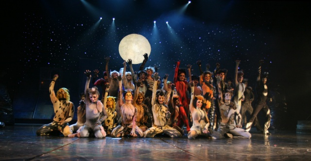 Bulgaria: The Internationally Renowned Musical 'Cats' on the Open Stage of Tsarevets