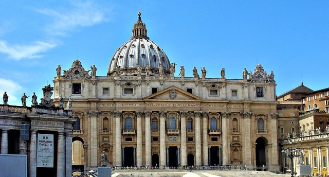 Bulgaria: Vatican Fountains Turned Off in Response to Drought