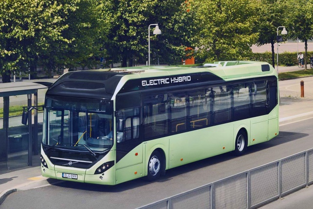 """Bulgaria: New Eco Buses will be Presented on the square in front of """"Alexander Nevski"""""""