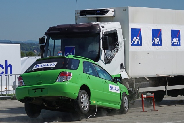 Bulgaria: Heavy Traffic on Road E79  Due to Serious Chain Catastrophe