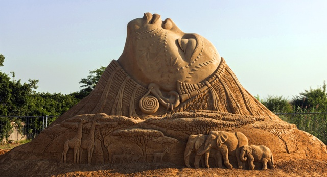 Bulgaria: Sand Sculptures Festival to Take Place in Burgas