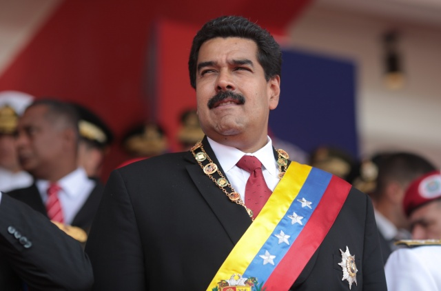 Venezuela's Maduro blames sanctions on United States imperialism