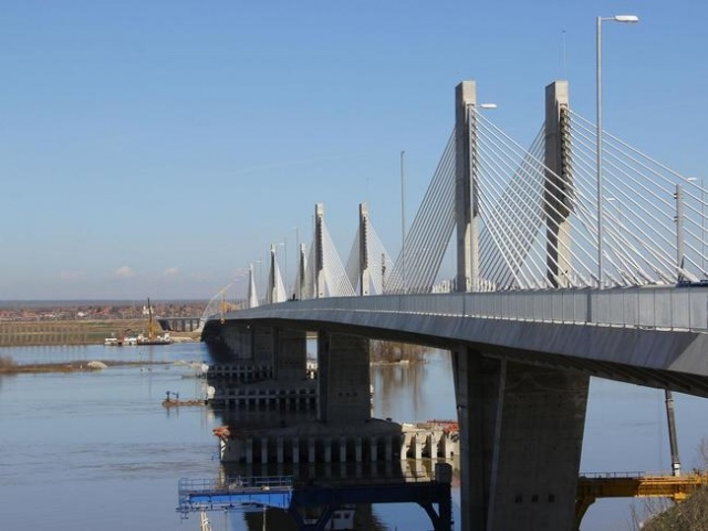 Bulgaria: 'Danube Bridge 2' is Temporarily Closed