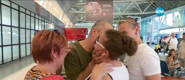 Bulgaria: After 7 Years in Greek Prison an Innocent Bulgarian Returned Back Home