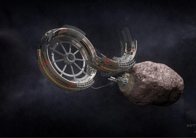 Bulgaria: Luxembourg will Introduce Law about Resource Extraction from Asteroids