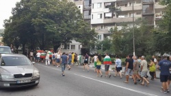 Bulgaria: Protesters in Asenovgrad Briefly Closed the Main Road to Smolyan