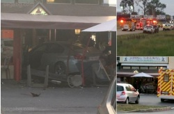 Bulgaria: Car Crashed into a Pizzeria in a French City