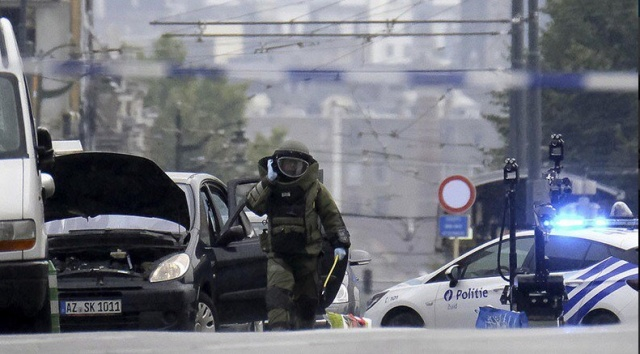 Bulgaria: Policemen Fired at a Car in Brussels Because of Bomb Hoax