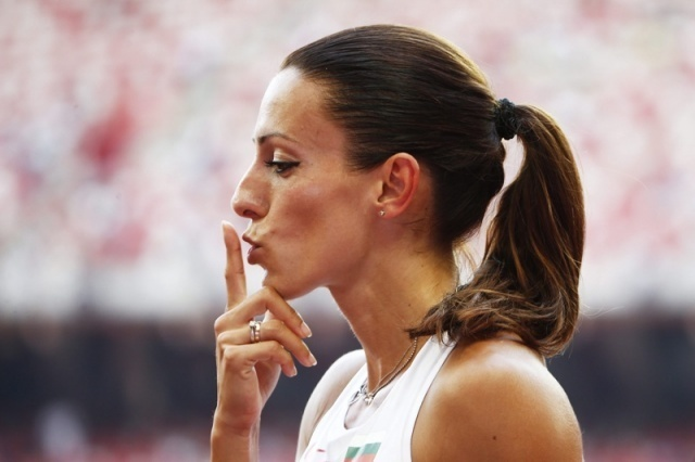 Bulgaria: Ivet Lalova Qualified For the 200m Semi-Finals at the World Championship in London