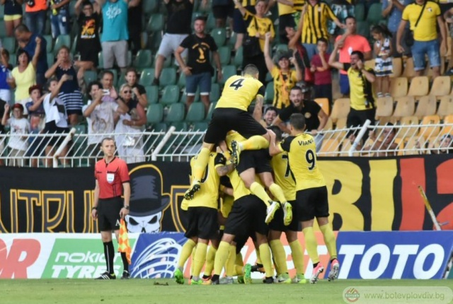 Bulgaria: Botev Plovdiv Grabs the Super Cup of Bulgaria After Penalties