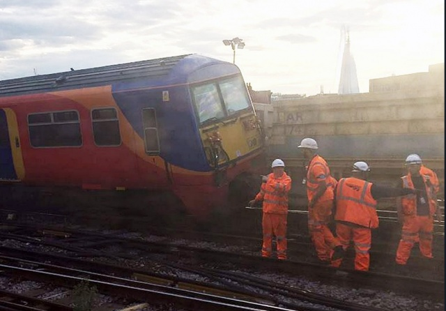 Bulgaria: Trains Collided in London, 3 were Injured