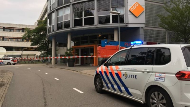 Hostage situation at Hilversum Media Park ends in arrest