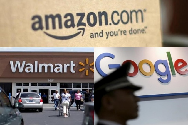 Bulgaria: Walmart and Google are Uniting Against Amazon