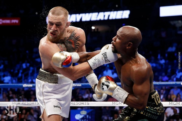 Bulgaria: The Referee Rescued McGregor in Mayweather's 10-round Boxing Lecture