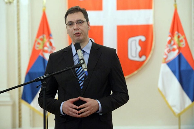 Bulgaria: Aleksandar Vucic goes on a Visit to Brussels