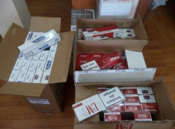 Bulgaria: Nearly 2,000 Packs of Smuggled Cigarettes were Found in a Ship's Cabin in Burgas