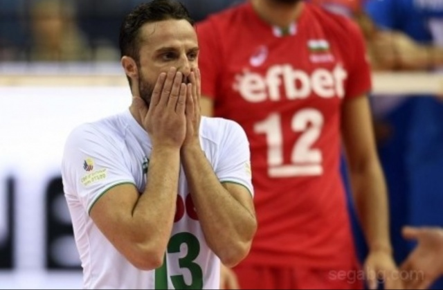 Bulgaria: Bulgaria was Eliminated in the Quarter Final and Took 6th Place at Eurovolley '17