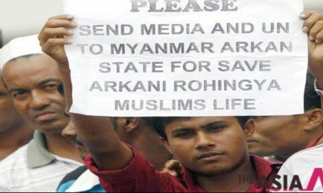 Around 27400 Rohingya flee into Bangladesh from Myanmar: UN sources