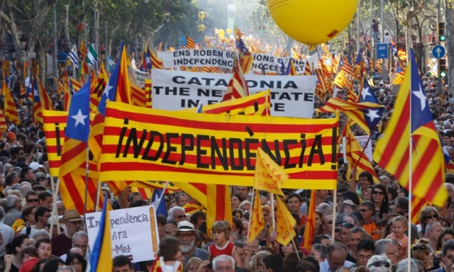 Catalan govt taxman ready for independence
