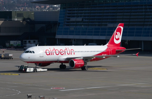 Air Berlin cancels more than 70 flights due to pilots'