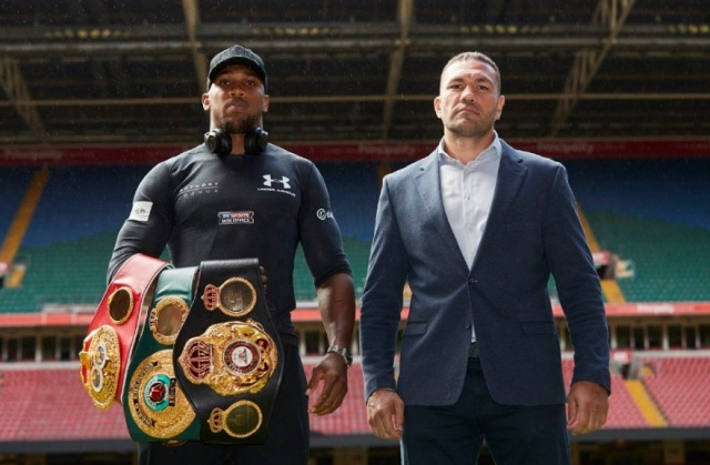 Bulgaria: 70 Thousand Tickets are Sold for Pulev-Joshua Clash