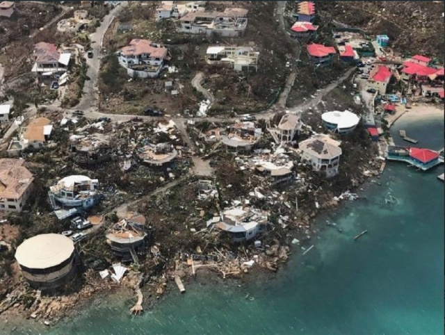 Bulgaria: After Irma, the Island of Barbuda Remains Deserted