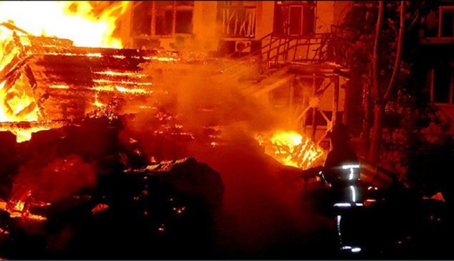 Bulgaria: At Least Three Children Died in a Fire at a Children's Complex in Odessa
