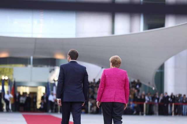 Bulgaria: Emmanuel Macron to Push Euro Plan into German Coalition Talks