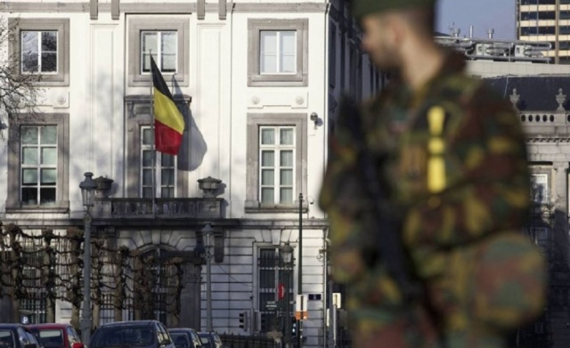 Bulgaria: Man Set Himself on Fire in front of the Palace of Justice in Brussels