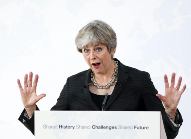 Bulgaria: Moody's Agency Downgraded Britain's Credit rating after May's Speech