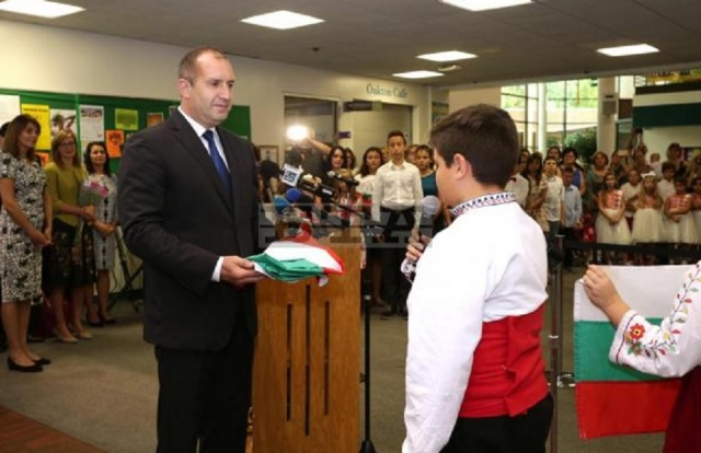 Bulgaria: President Rumen Radev Met with the Bulgarians Diaspora in Chicago