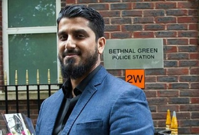 Activist Who Refused to Give Police Passwords Convicted Under Anti-Terror Laws