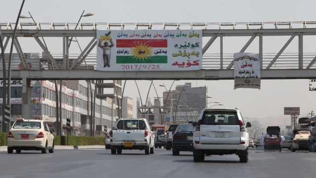 Baghdad puts pressure on Kurds after independence vote