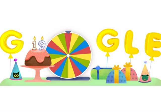 Bulgaria: Google Marks 19 Years Since its Creation
