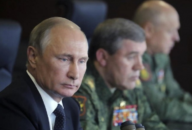 Bulgaria: Putin Announced that Russia has Destroyed its Last Stockpiles of Chemical Weapons