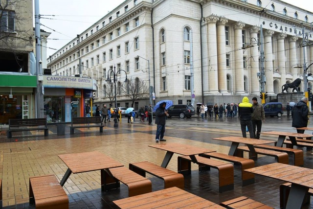 Bulgaria: Sofia has Two New Pedestrian Zones