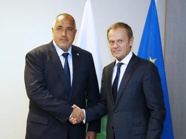 Bulgaria: Prime Minister Borisov: Bulgaria is not a Risk for the Eurozone