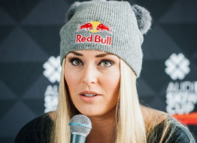 Bulgaria: Lindsey Vonn is Waiting for Permission to Compete with Men