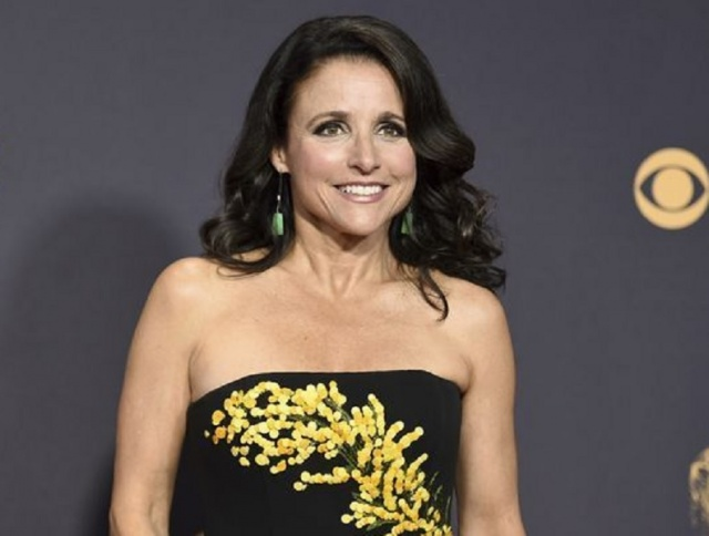 Bulgaria: Julia Louis-Dreyfus Revealed she has Breast Cancer
