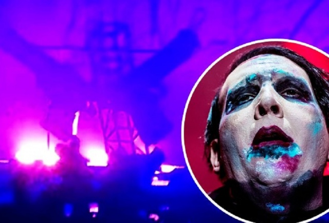 Bulgaria: Marilyn Manson is in Hospital after an Accident
