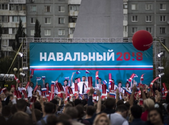 Bulgaria: Russian Opposition Leader Navalny Sentenced to 20 Days in Prison