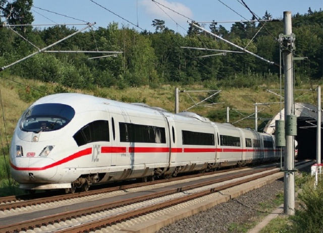 Bulgaria: Vandals Smashed Windows of a New Train of the Bulgarian Railways