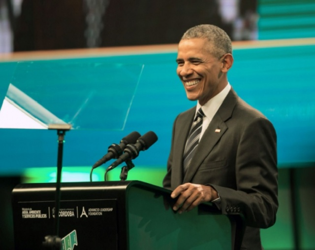Bulgaria: Obama Made a Powerful Speech About Climate Change