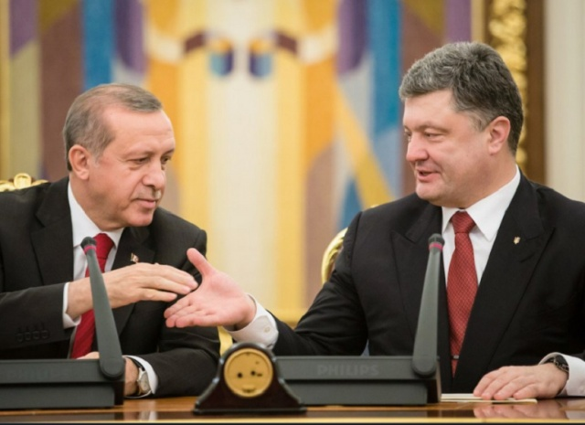 Bulgaria: Ukraine and Turkey will Coordinate their Actions to Protect the Ukrainians in Crimea