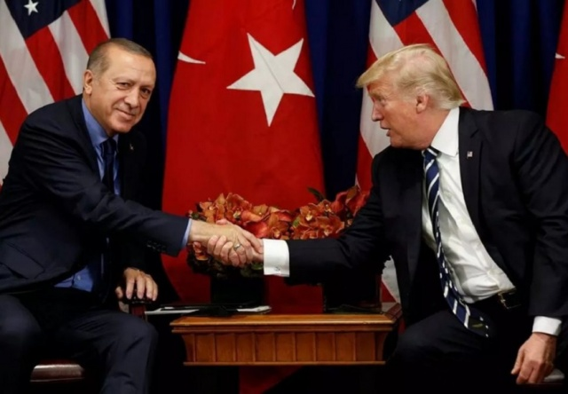 Erdogan Boycotts US Ambassador as Visa Row Intensifies