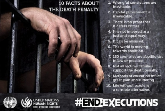 UN: 170 Countries Abandoned the Death Penalty - Novinite com