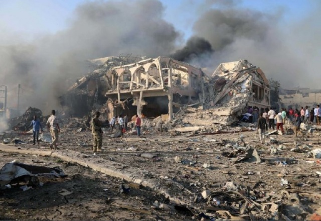 Bulgaria: Dozens Killed and Injured in a Suicide Bombing in the Capital of Somalia