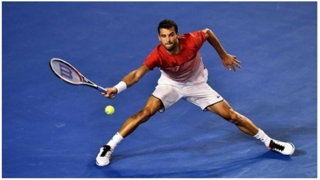 Bulgaria: Grigor Dimitrov Will Take Part in Tennis Tournament in Vienna