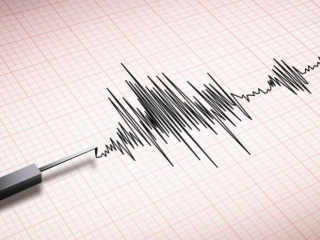 Bulgaria: Recorded Earthquake in Ohrid