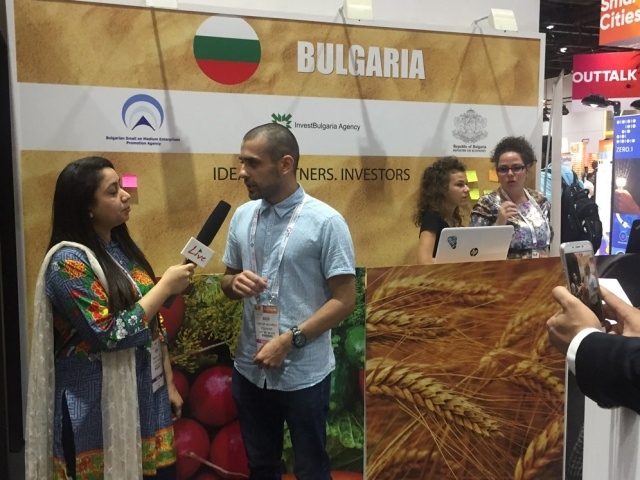 Bulgaria: Serious Interest in Bulgarian Innovative Ideas at Dubai World Expo